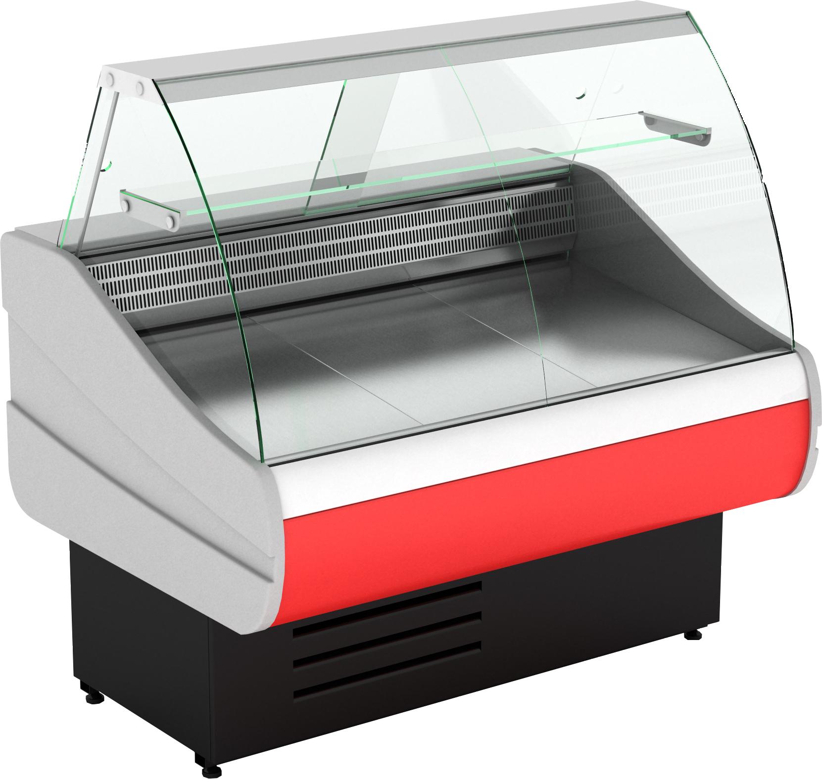 Холодильные и морозильные витрины CRYSPI